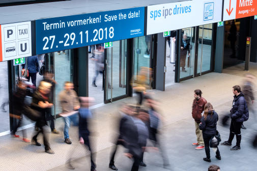 CODESYS邀您共赏SPS IPC Drives 2018